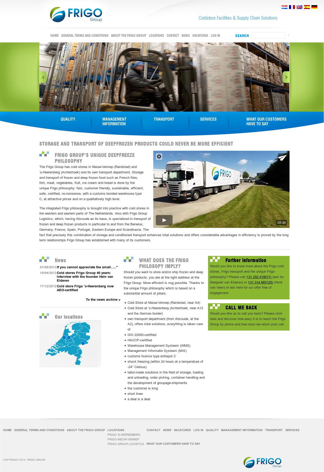55733b5cd67 Frigofrozentransport Competitors, Revenue and Employees - Owler Company  Profile