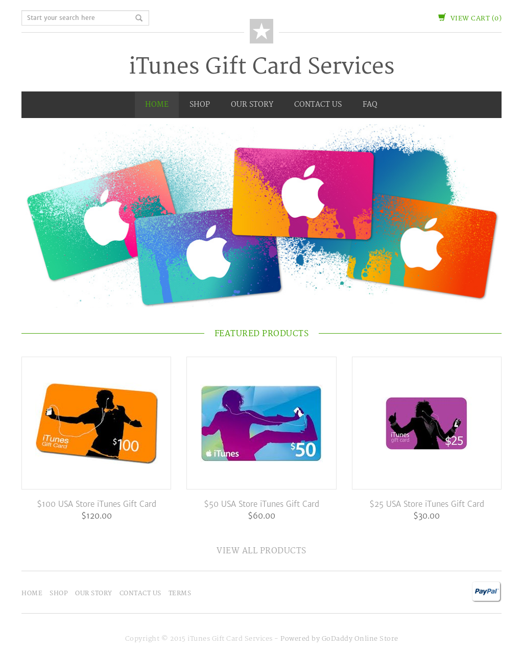 Itunes Gift Card Services Competitors Revenue And Employees Owler Us 100 Company Profile