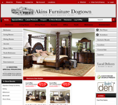 Akins Furniture Competitors, Revenue And Employees   Owler Company Profile