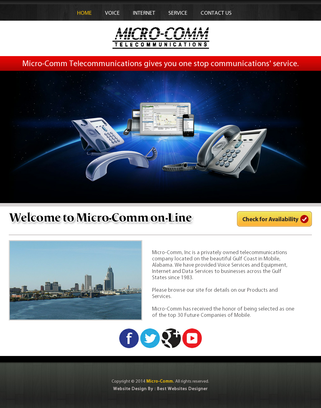 Micro-Comm Telecommunications Competitors, Revenue and