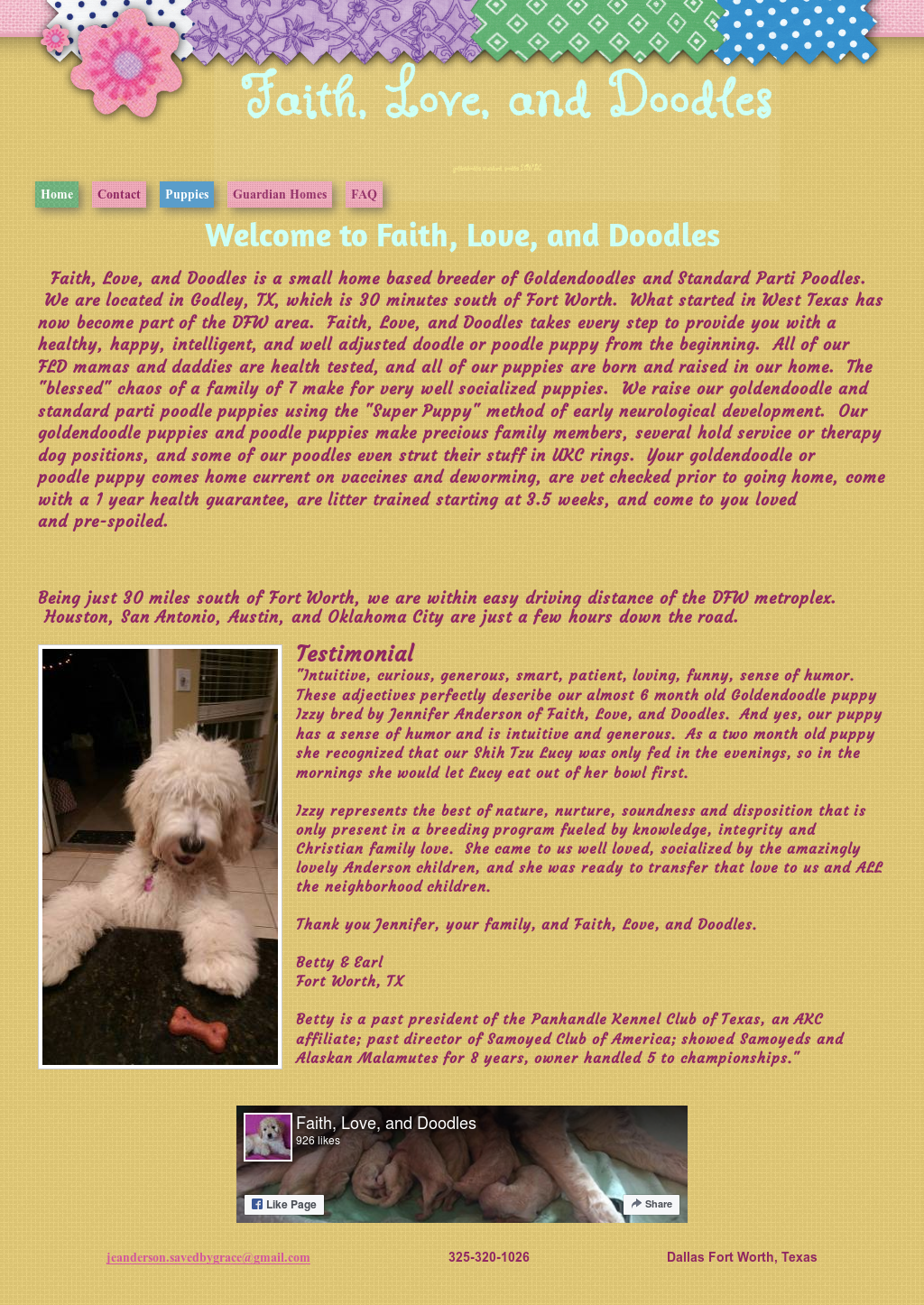Faith, Love, And Doodles Competitors, Revenue and Employees - Owler