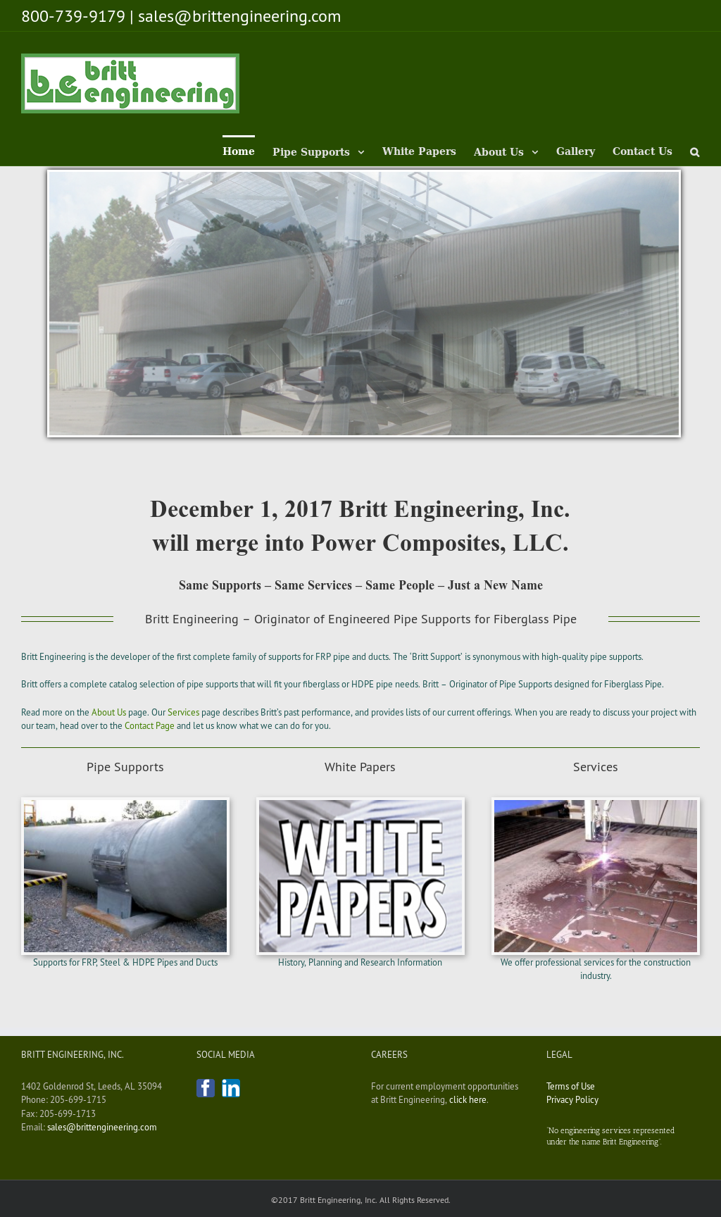 Britt Engineering Competitors, Revenue and Employees - Owler