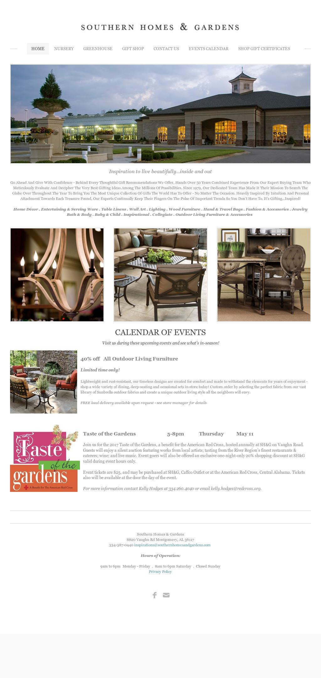 Southern homes gardens montgomery al 36117 garden - Southern homes and gardens montgomery al ...