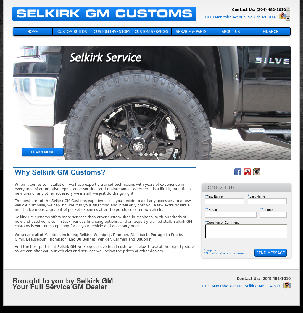Selkirk Gm Customs Competitors, Revenue and Employees - Owler