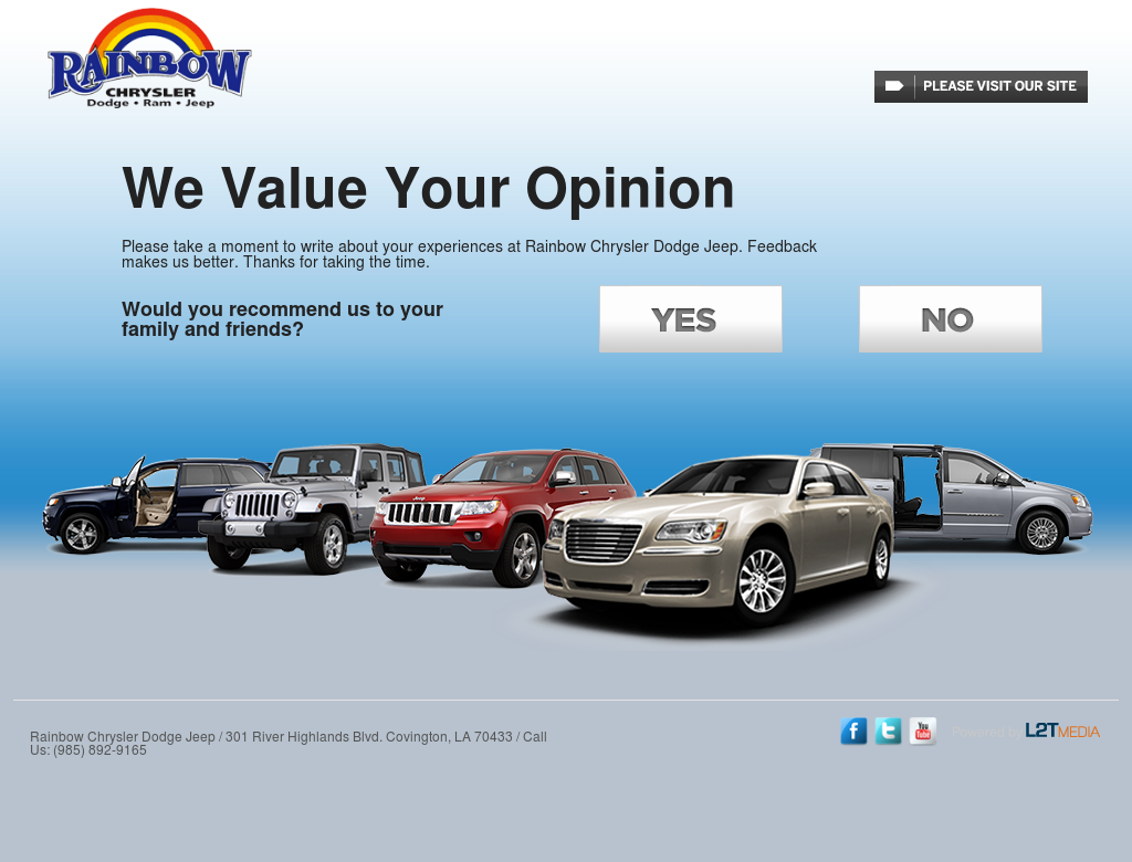 Rainbow Chrysler Dodge Jeep Ram U0026 Srt Competitors, Revenue And Employees    Owler Company Profile