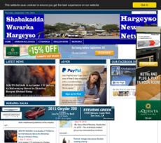 Shabakada Wararka Hargeyso Competitors, Revenue and