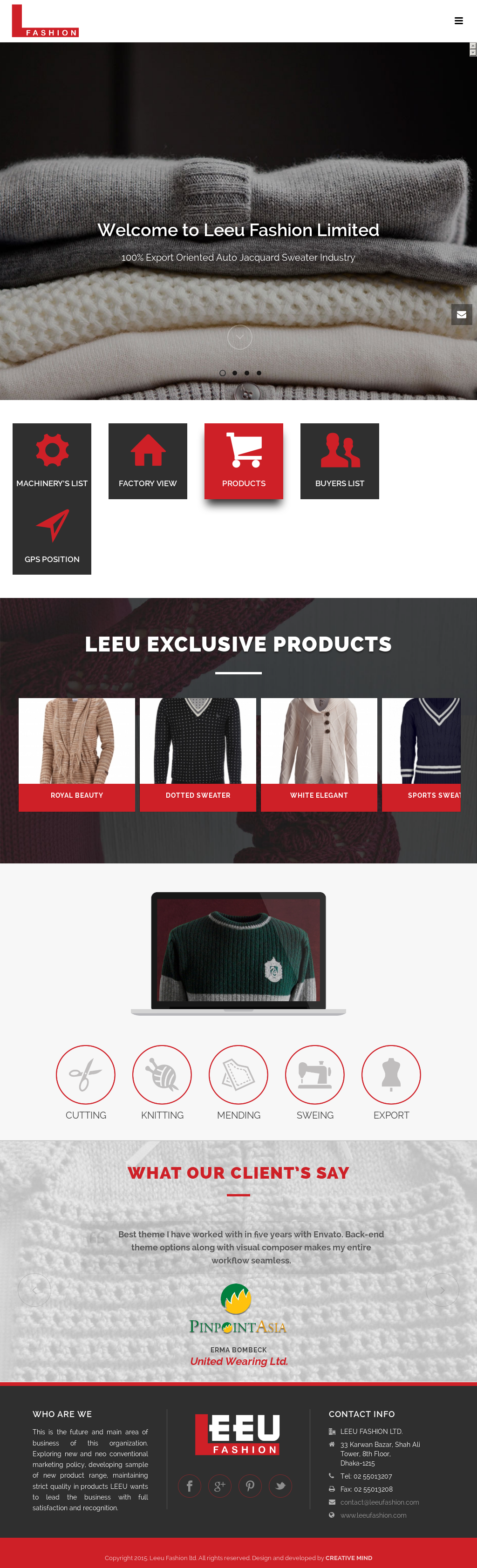 Leeu Fashion Competitors, Revenue and Employees - Owler