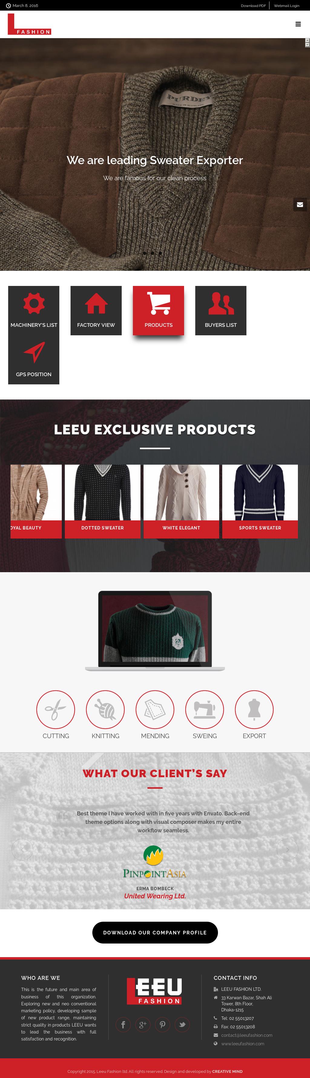 Leeu Fashion Competitors Revenue And Employees Owler Company Profile