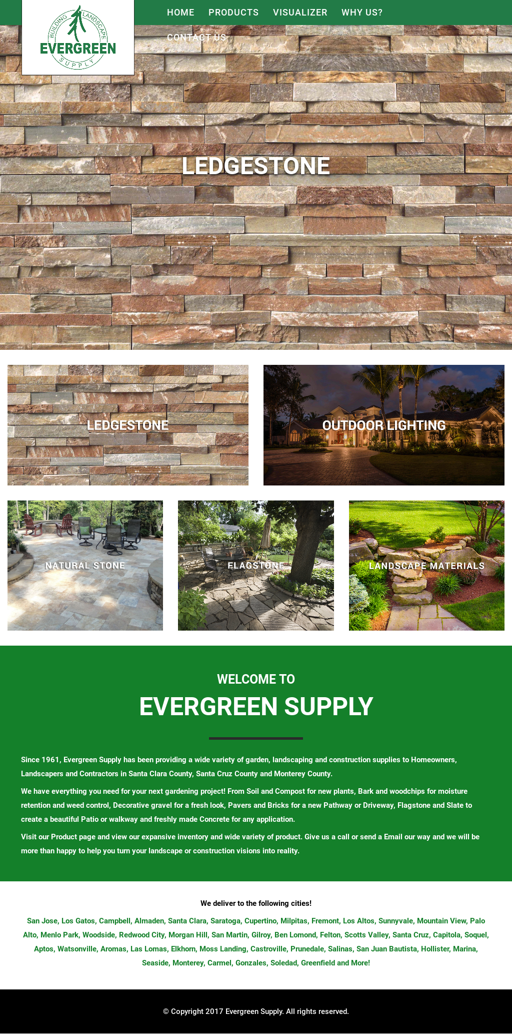 Evergreen Supply Compeors Revenue