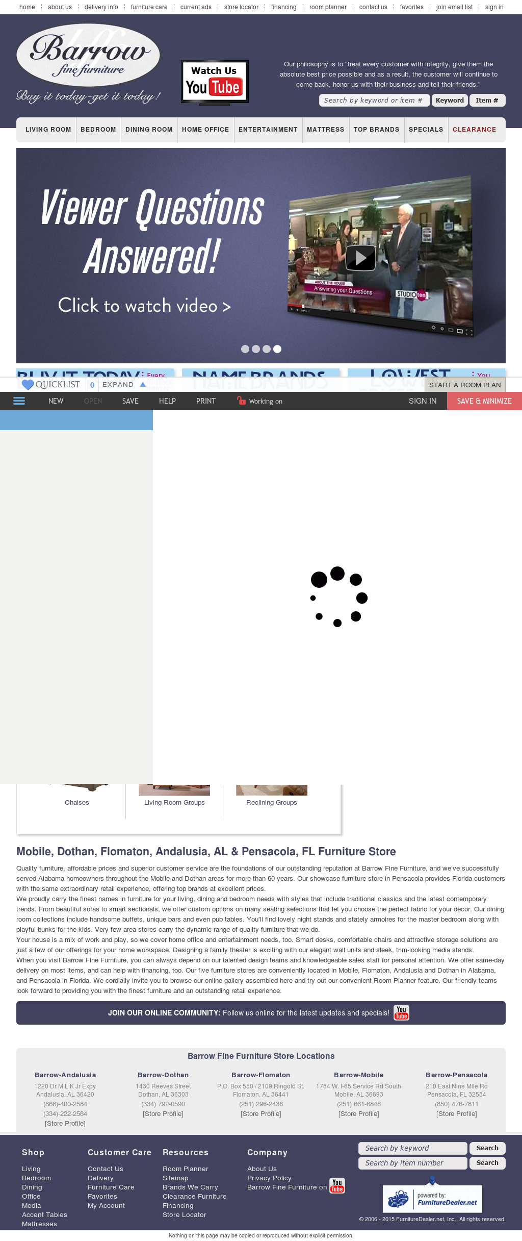 Barrow Fine Furniture Competitors, Revenue And Employees   Owler Company  Profile