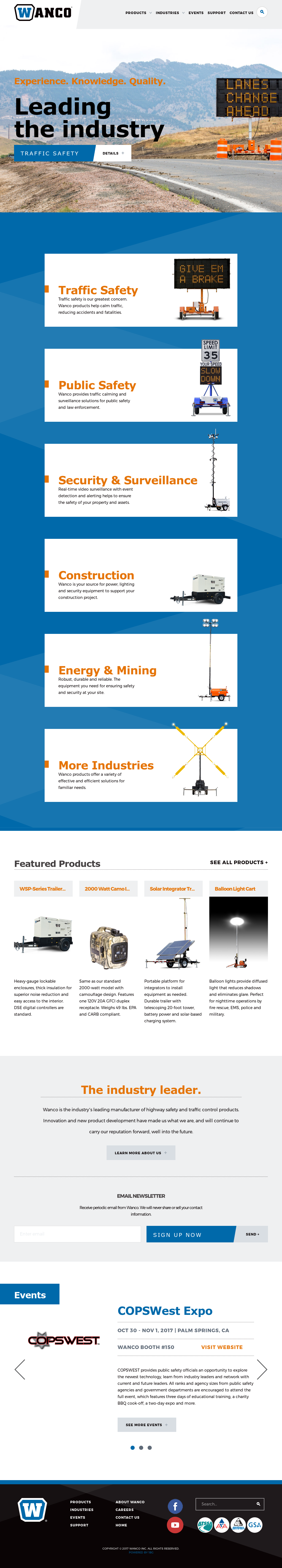 Wanco Compeors, Revenue and Employees - Owler Company Profile on