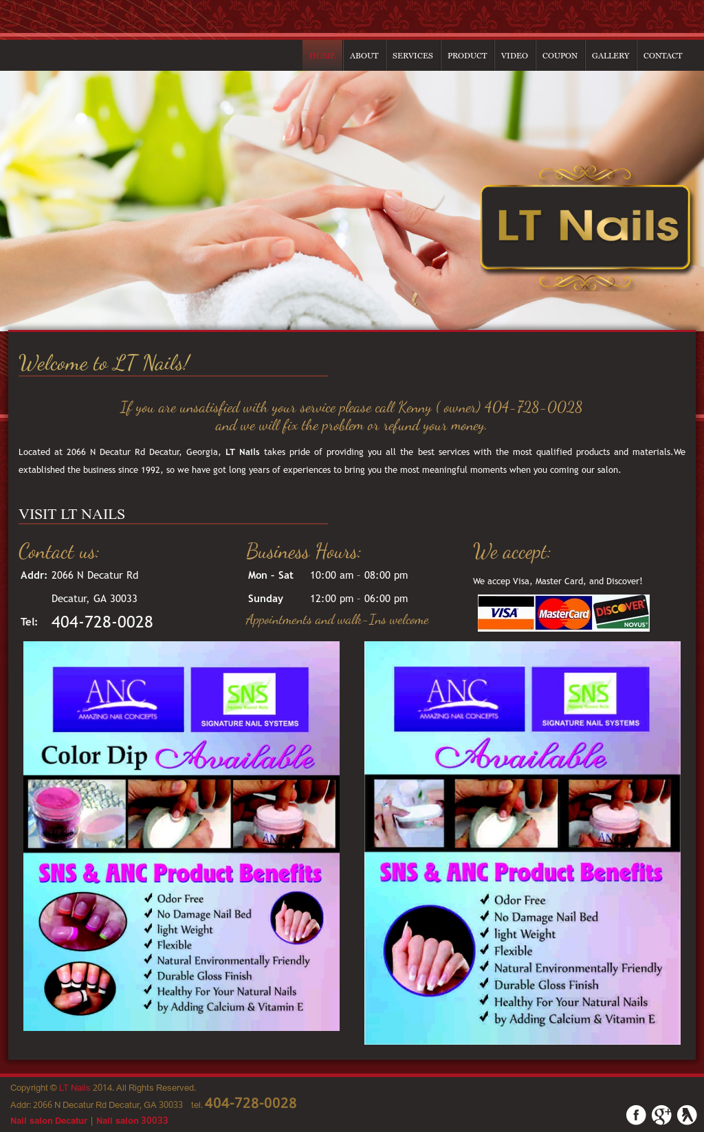 L T Nails Competitors, Revenue and Employees - Owler Company Profile