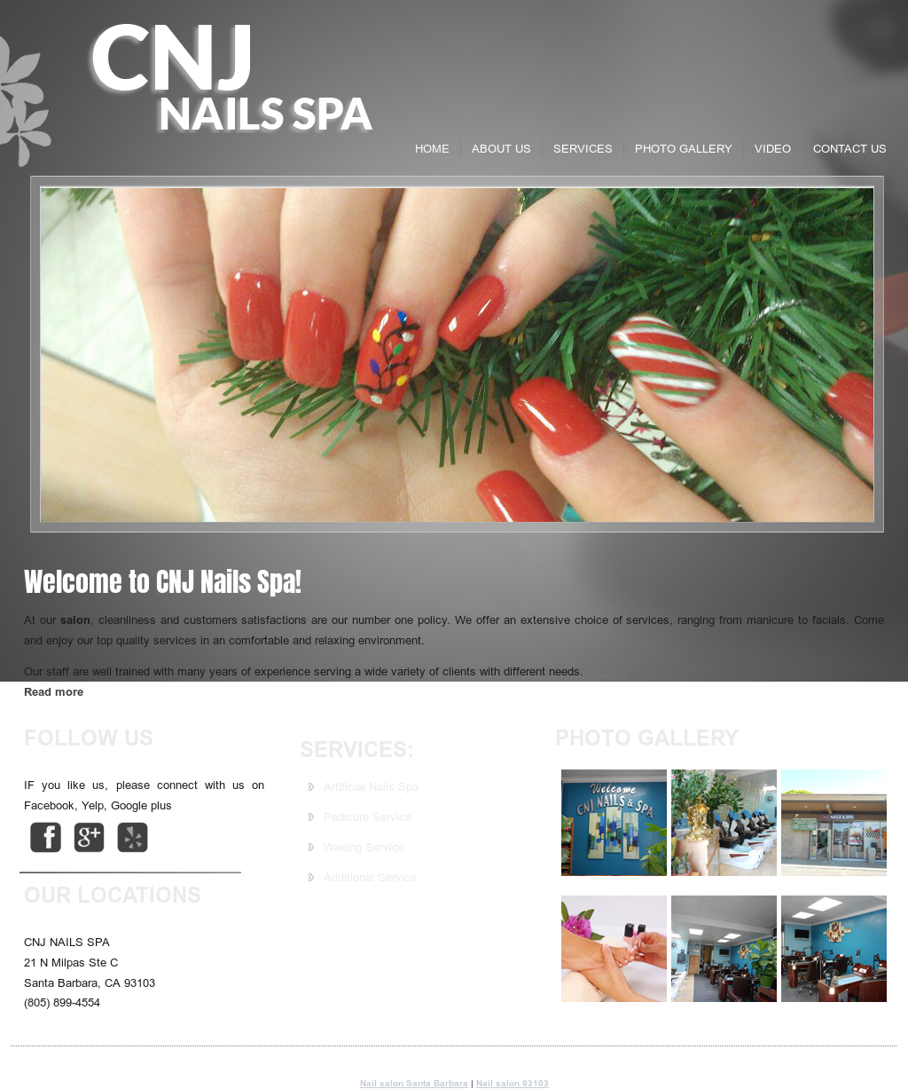 Cnj Nails Spa Competitors, Revenue and Employees - Owler Company Profile