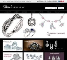 Osbornes JEWELERS website history