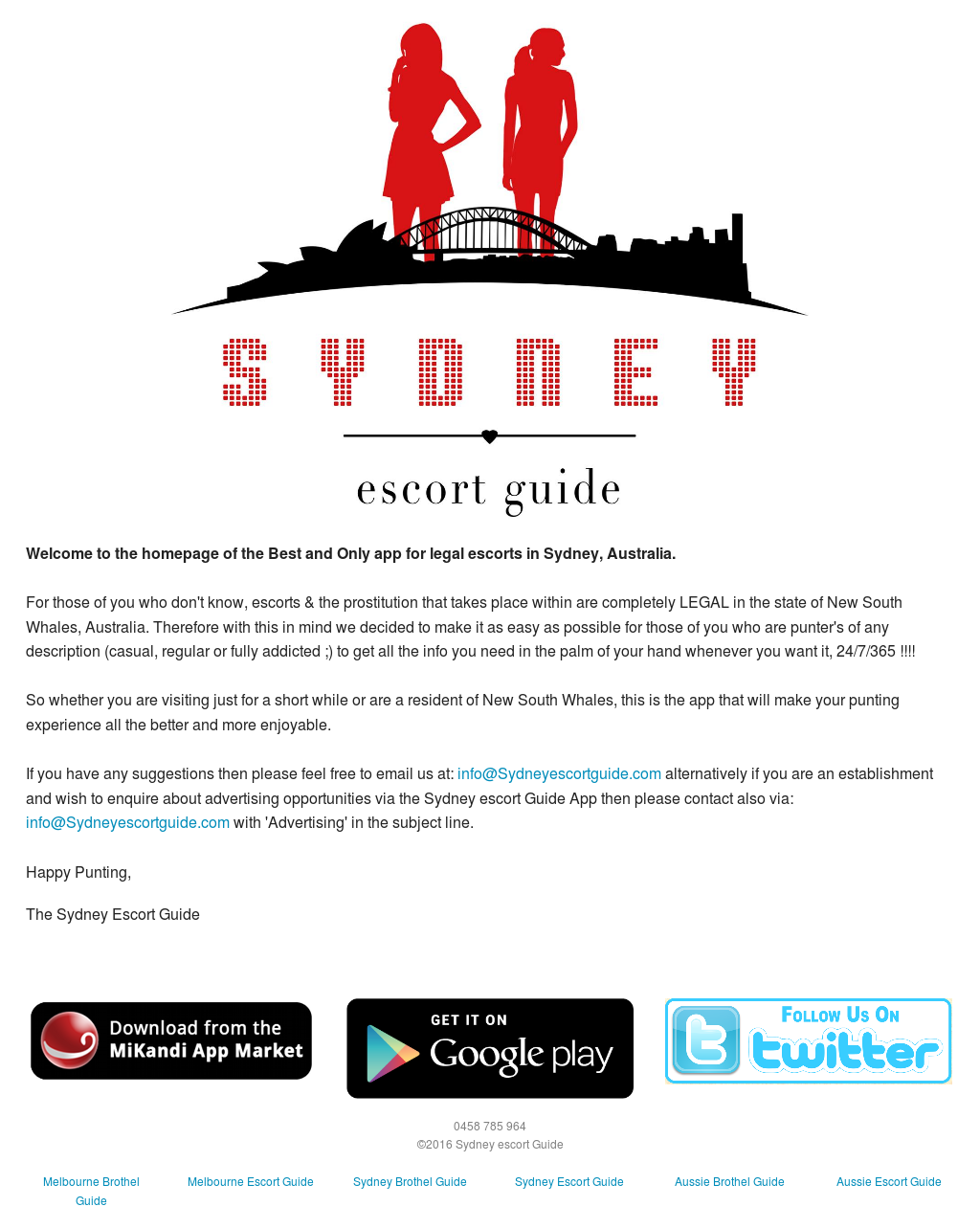 Apologise, Web escort guide something is