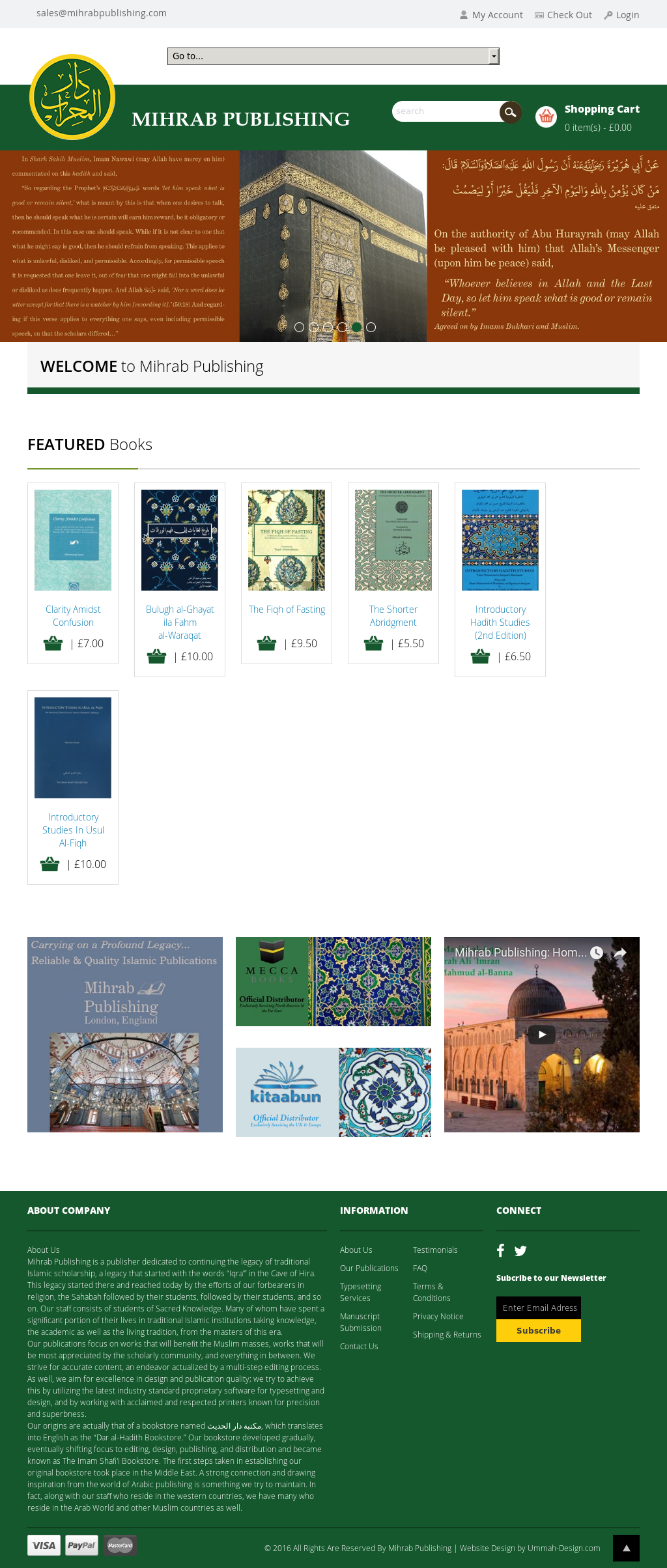 Mihrab Publishing Competitors, Revenue and Employees - Owler