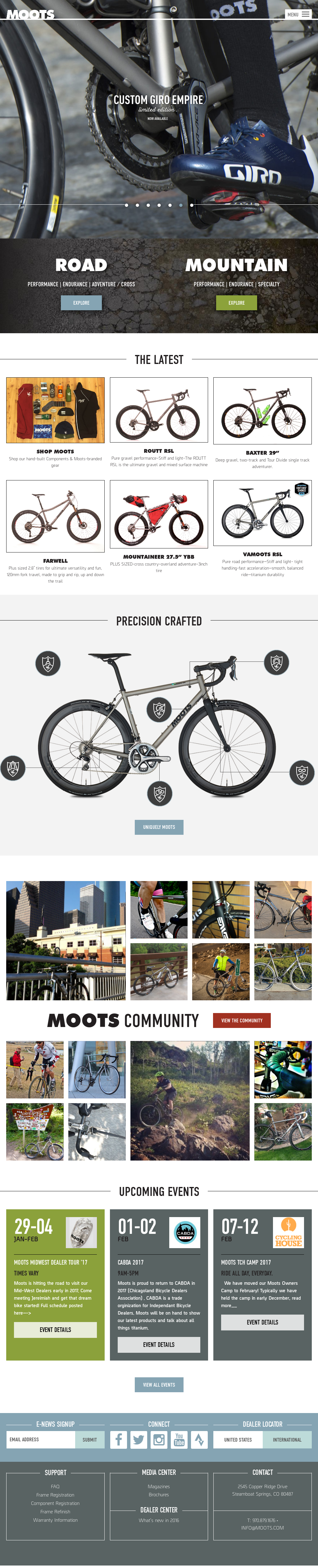 MOOTS Competitors, Revenue and Employees - Owler Company Profile
