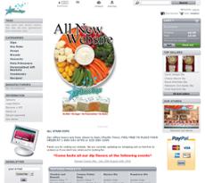 All Stars Dips website history