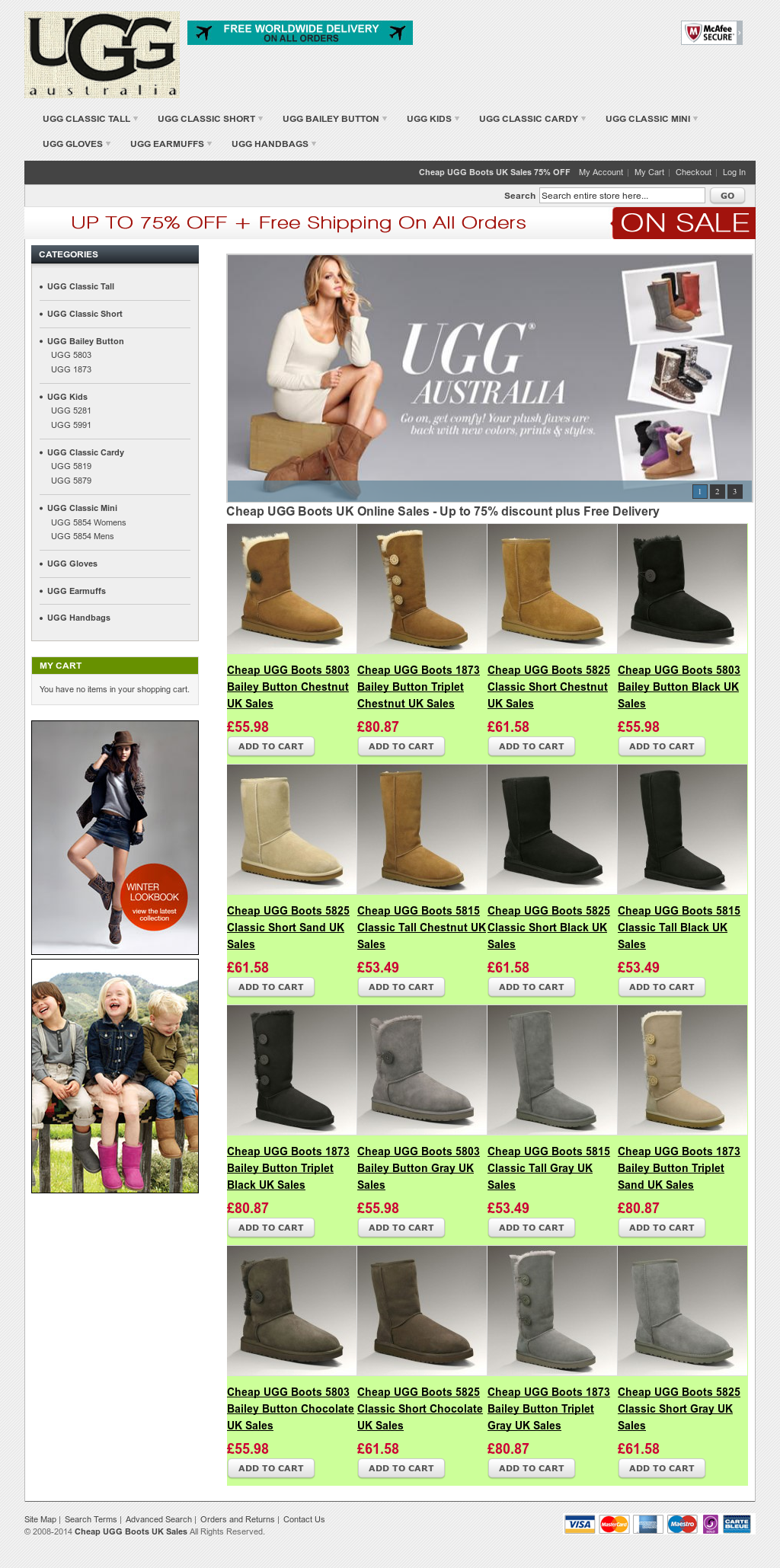 Cheap Ugg Boots Uk Sales's Competitors
