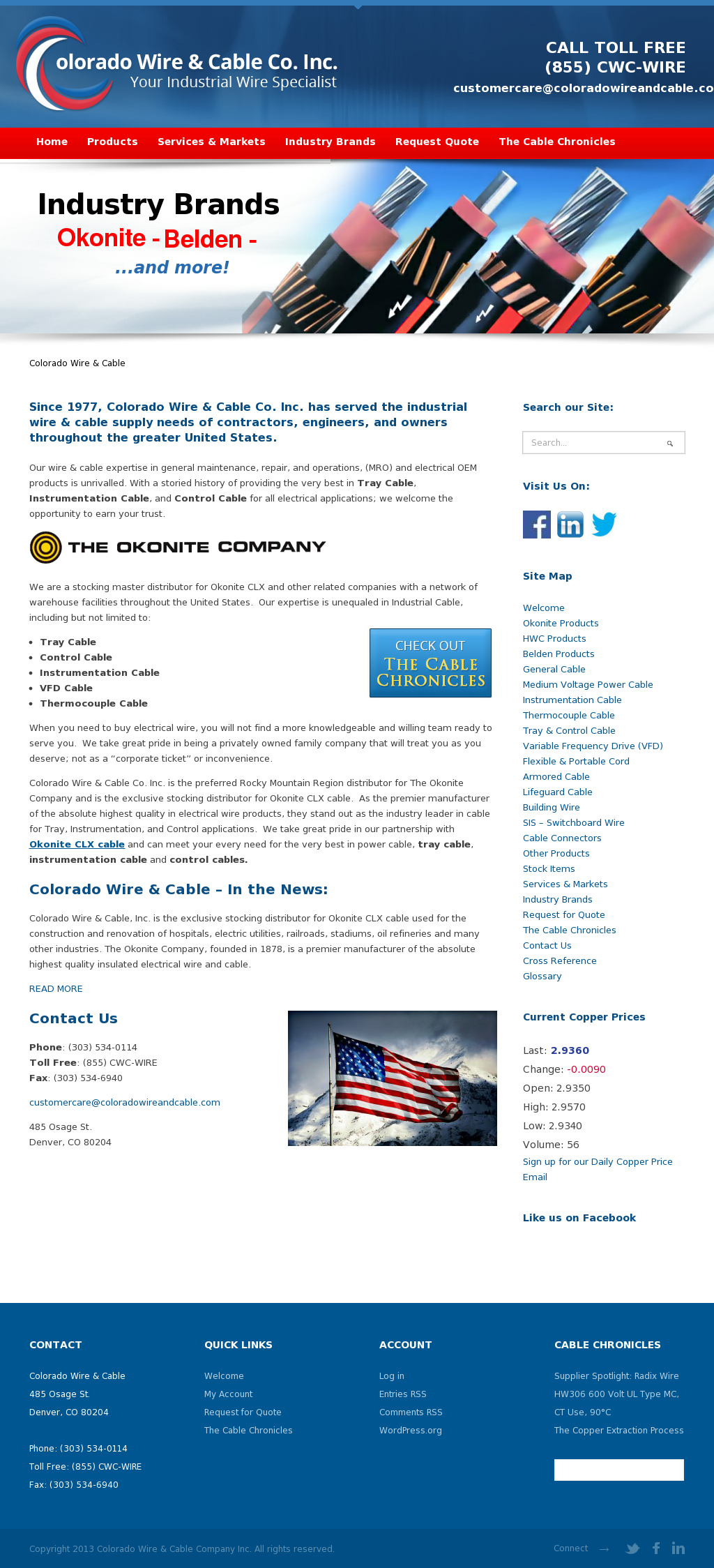Awesome Anaconda Wire And Cable Company Crest - Wiring Diagram Ideas ...