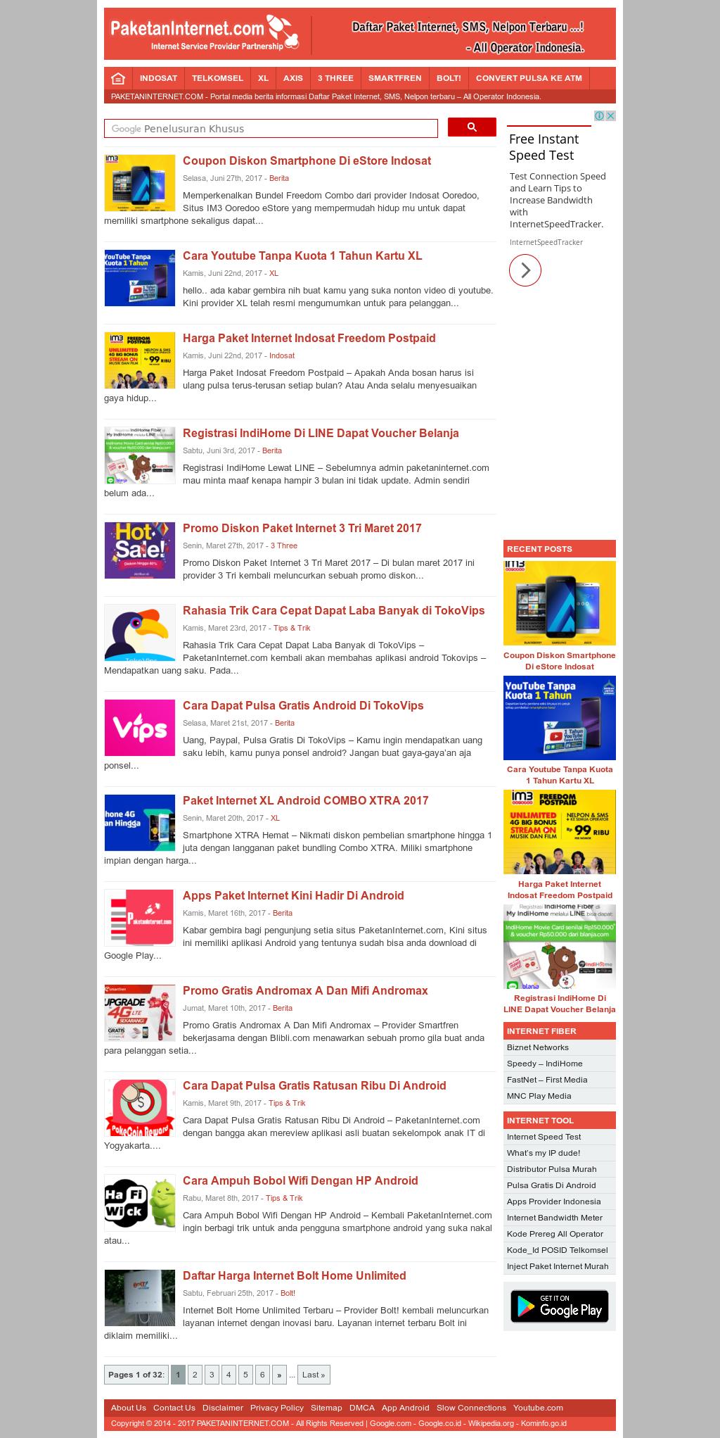 Paketan Internet Competitors Revenue And Employees Owler Company