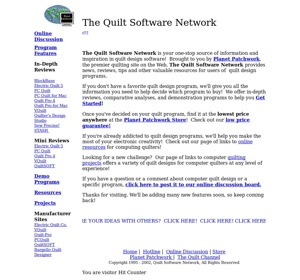 Quilt Design Software Reviews