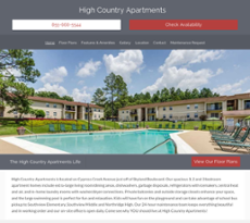 The Property Of High Country Apartments Competitors, Revenue and ...