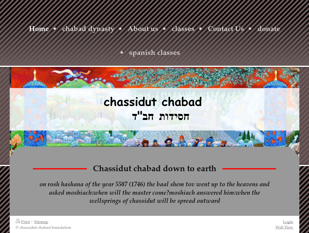 Chassidut Chabad Foundation Competitors, Revenue and