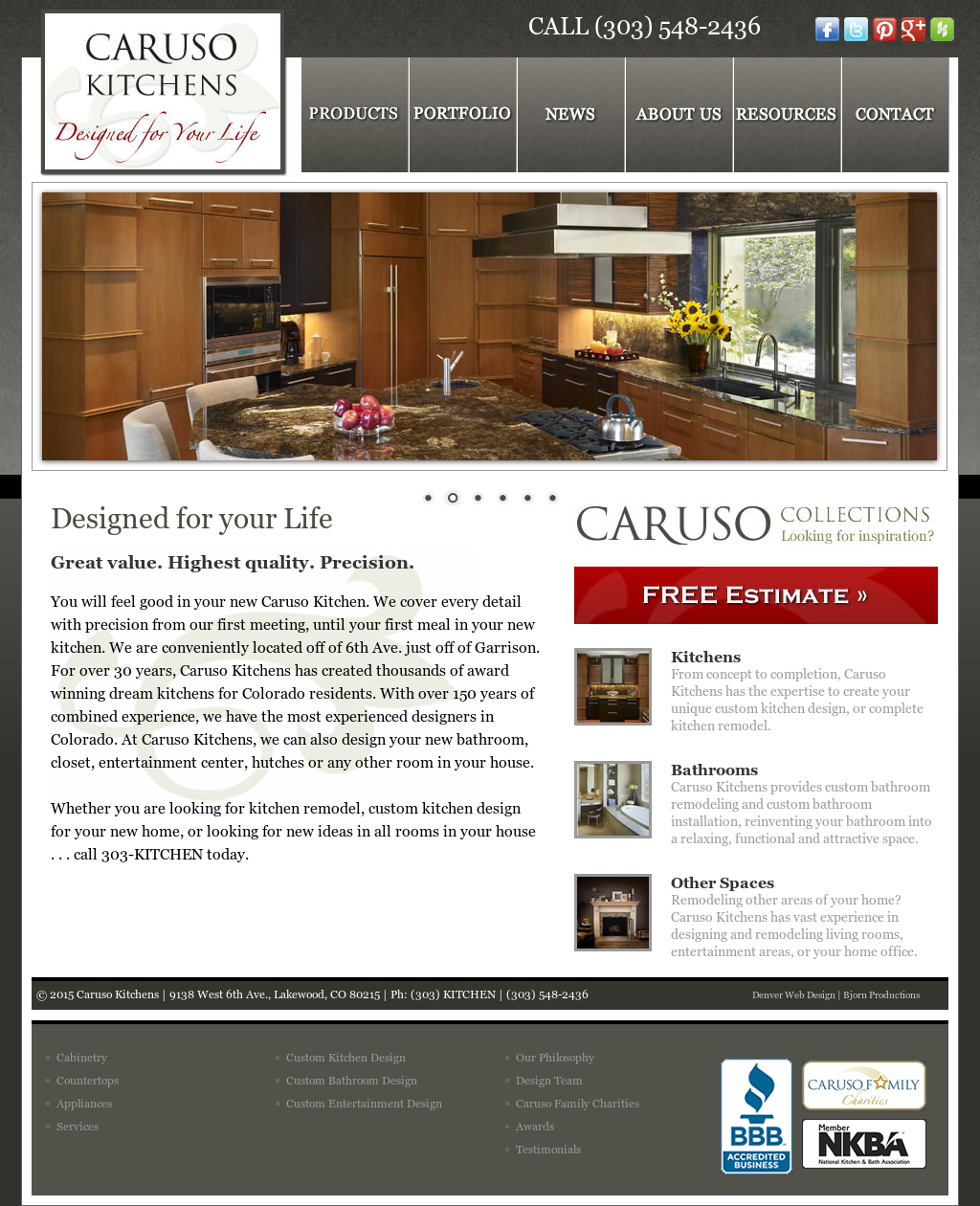 Caruso Kitchens Competitors, Revenue and Employees - Owler Company ...