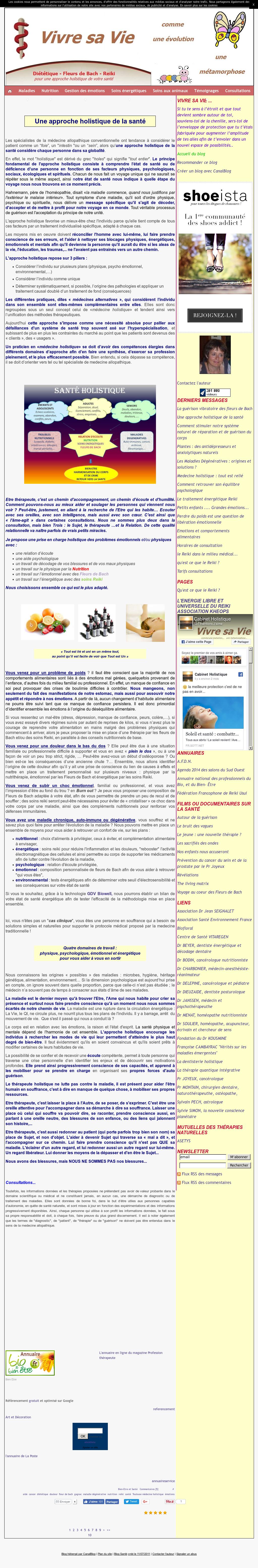 Art De L Ame Toulouse cabinet holistique kheops competitors, revenue and employees