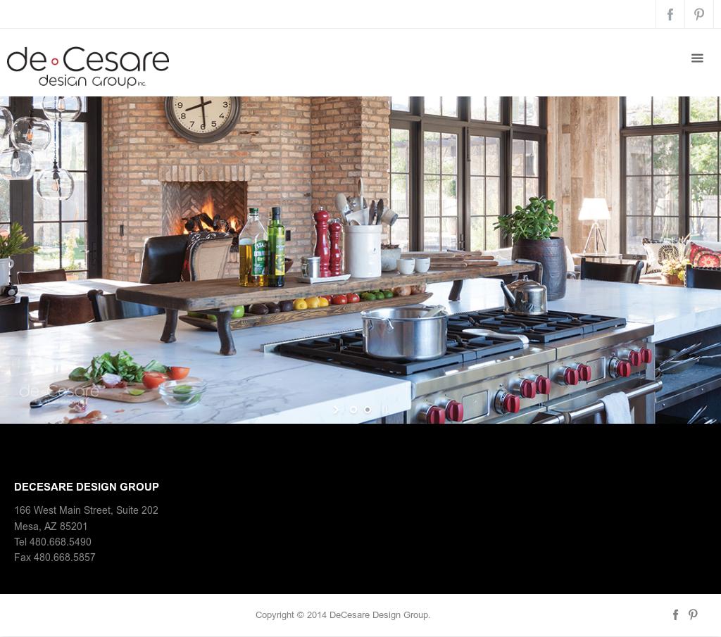 Decesare Design Group Compeors