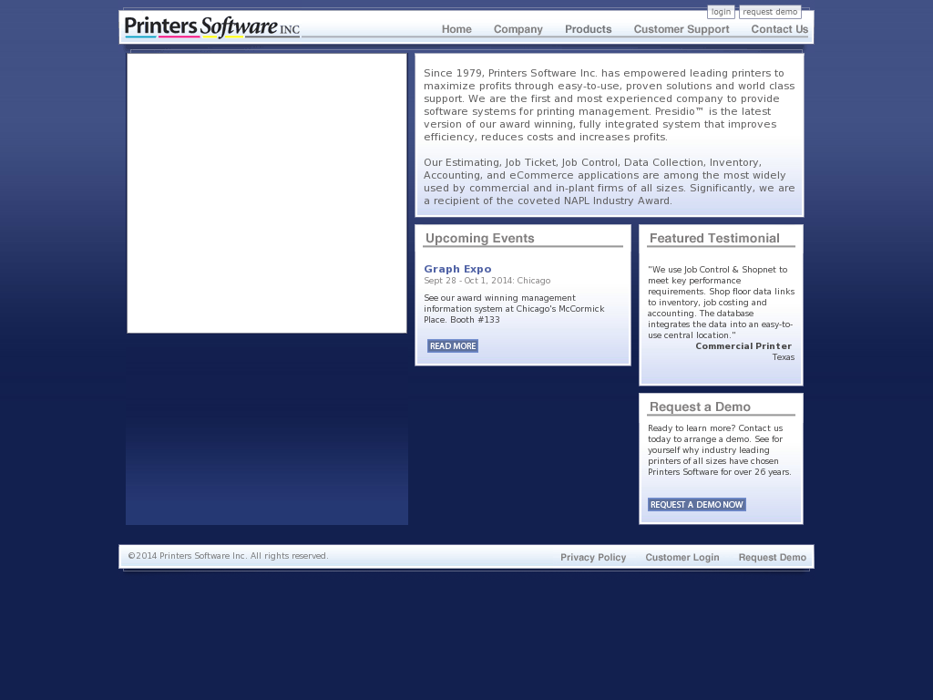 Printers Software Competitors, Revenue and Employees - Owler Company