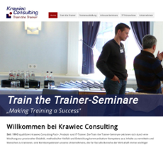 28ad34ca647fc2 Krawiec Consulting - Train The Trainer Competitors
