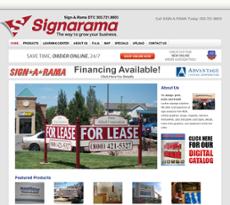 Sigharama website history