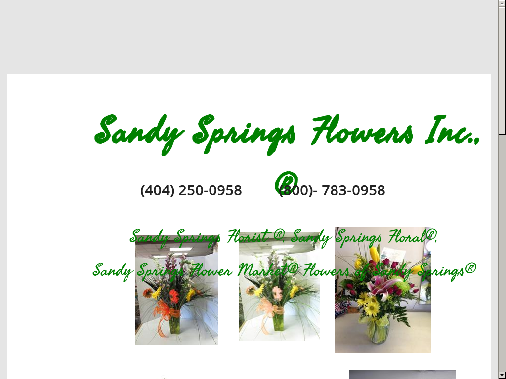Flowers of sandy springs competitors revenue and employees owler flowers of sandy springs competitors revenue and employees owler company profile mightylinksfo