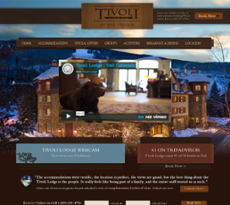 Tivoli Lodge at Vail website history