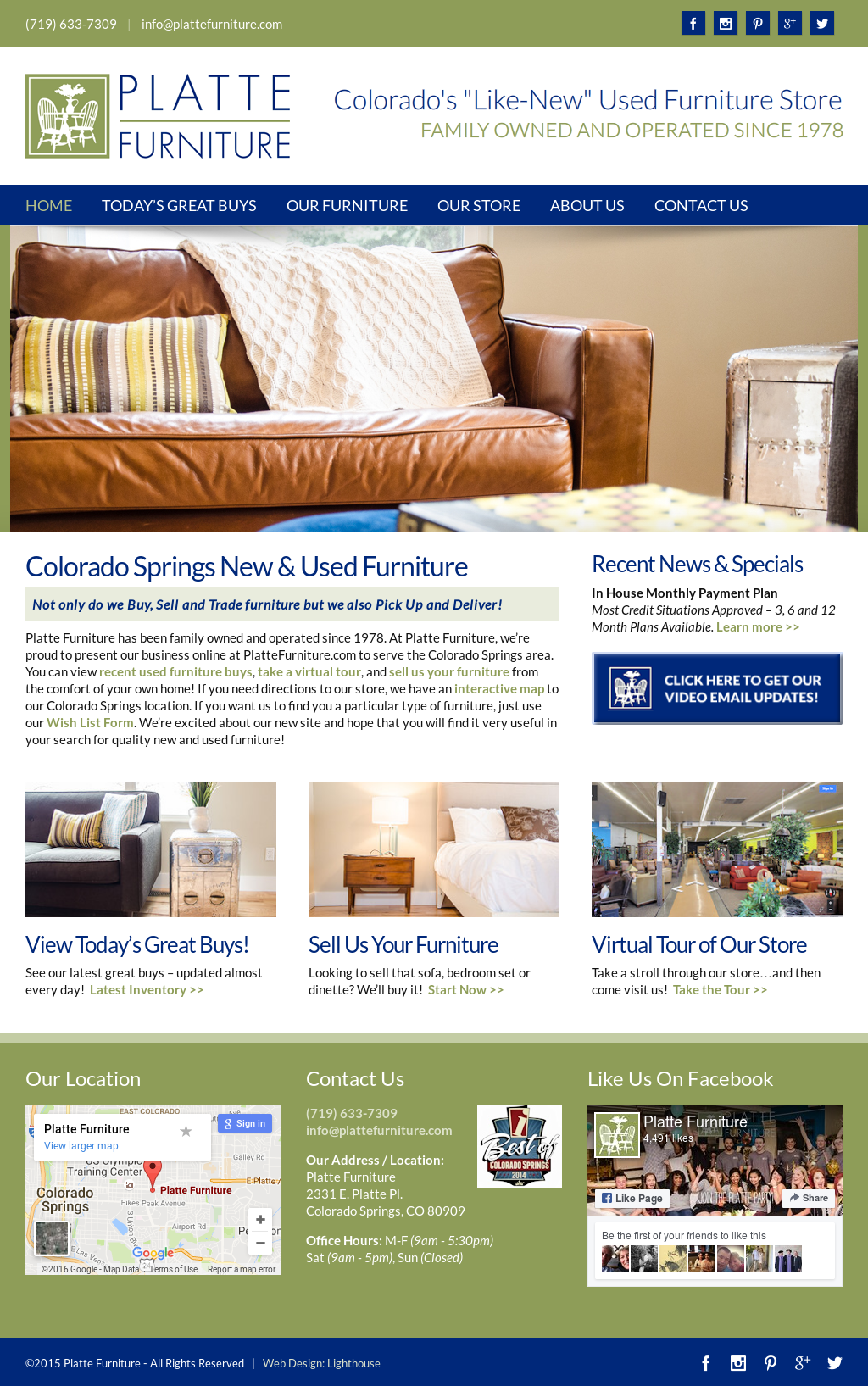 Platte Furniture Competitors, Revenue And Employees   Owler Company Profile