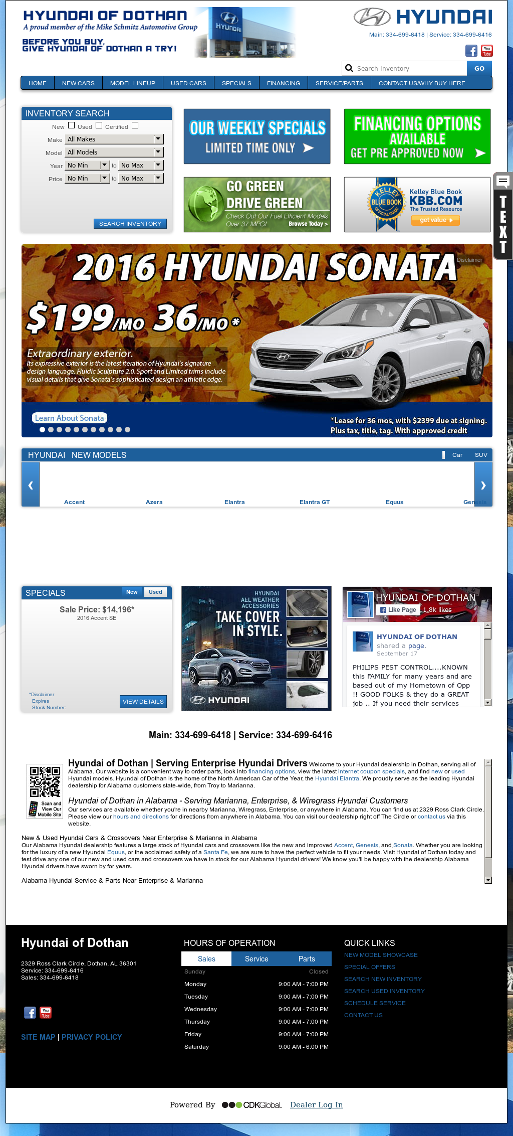 Hyundai Of Dothan Competitors Revenue And Employees Owler Company