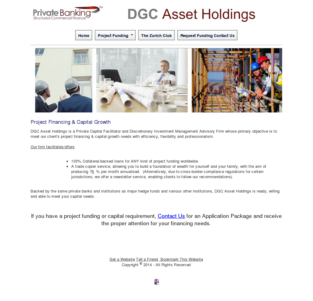Dgc Asset Holdings Competitors, Revenue and Employees