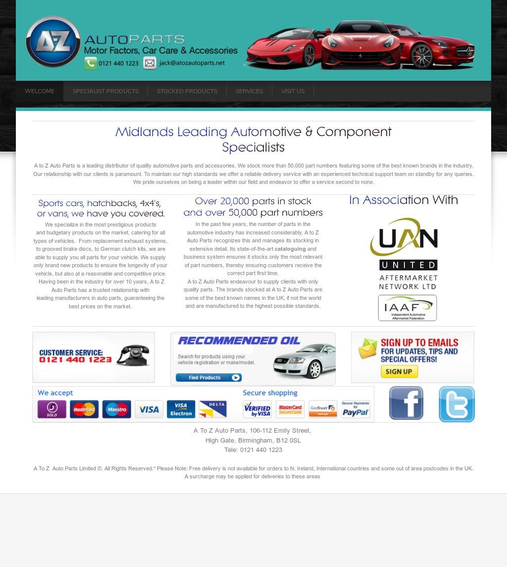 A To Z Auto Parts >> Z Auto Parts Competitors Revenue And Employees Owler Company Profile