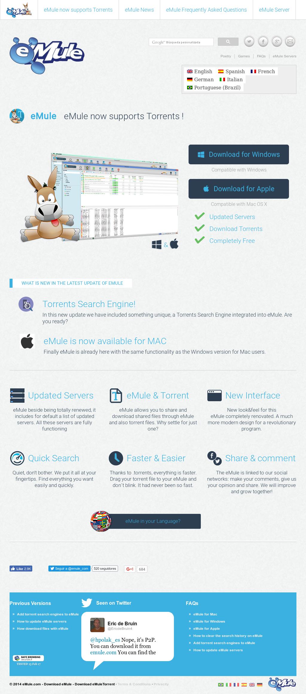 Emule torrent download mac | Download aMule Mac 2 3 2