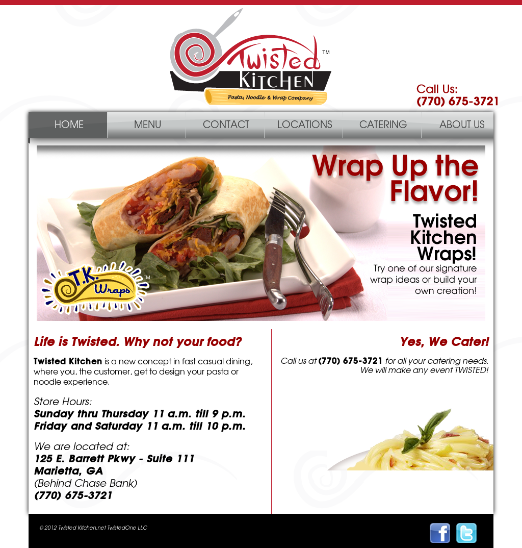 Twisted Kitchen.net Twistedone Competitors, Revenue and Employees ...