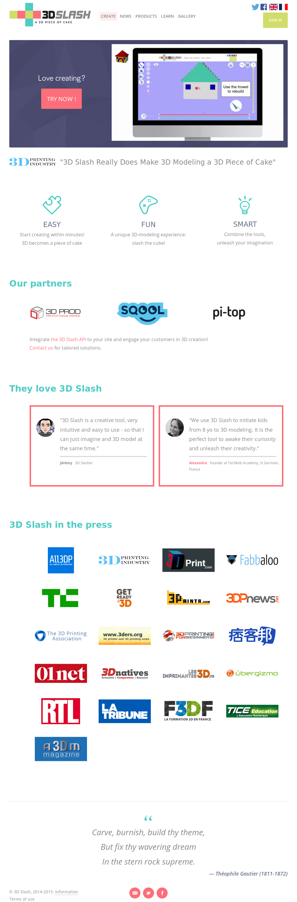 3D Slash Competitors, Revenue and Employees - Owler Company