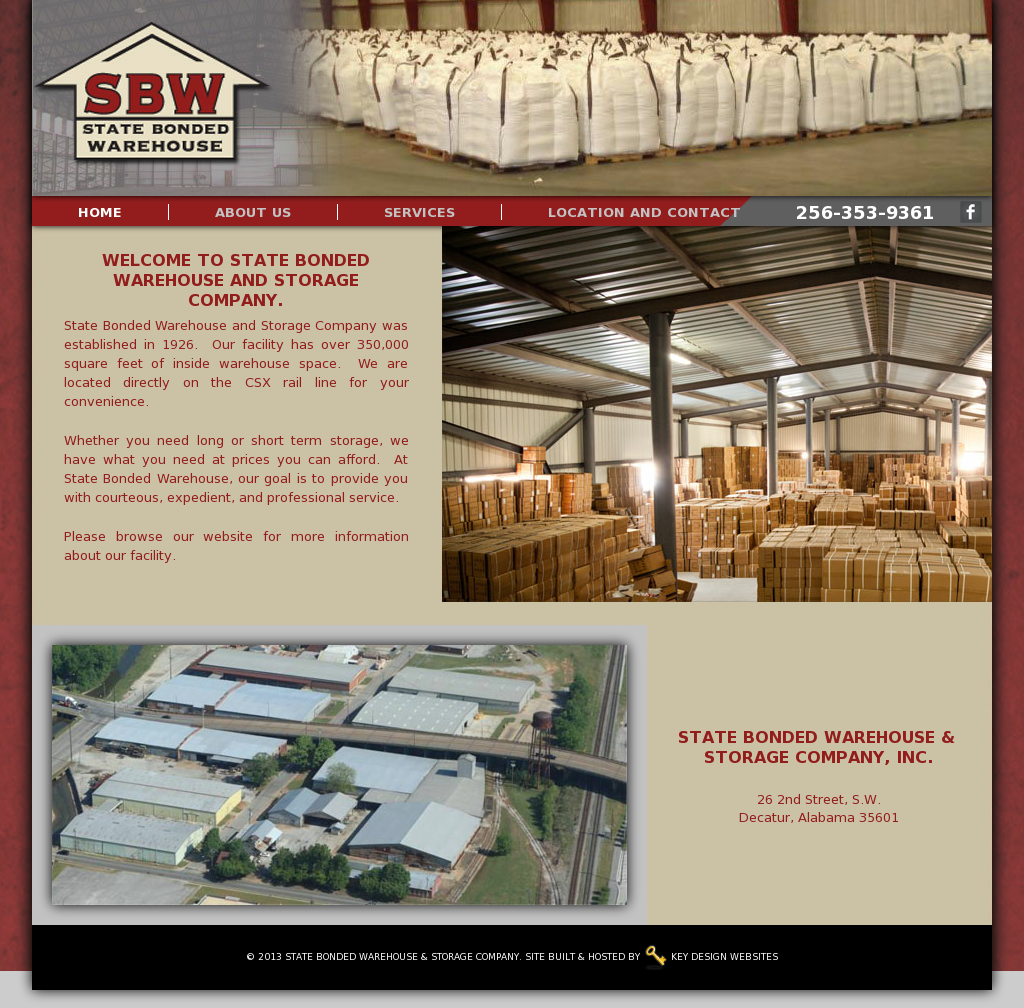 State Bonded Warehouse Competitors, Revenue and Employees