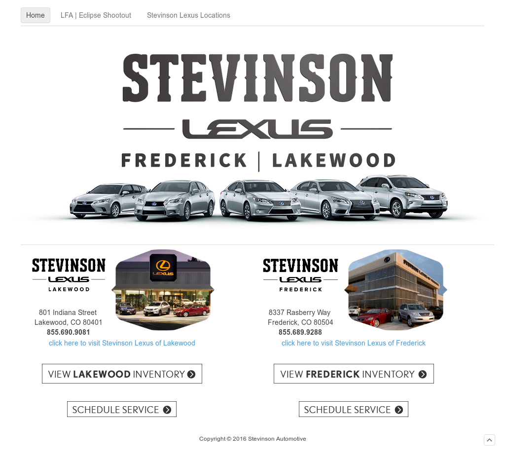 Stevinson Lexus Competitors, Revenue And Employees   Owler Company Profile