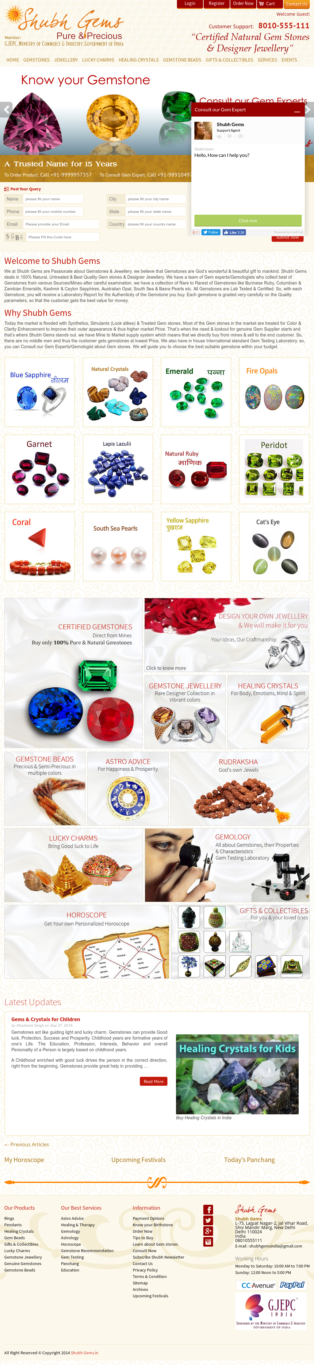 Shubh Gems Competitors, Revenue and Employees - Owler