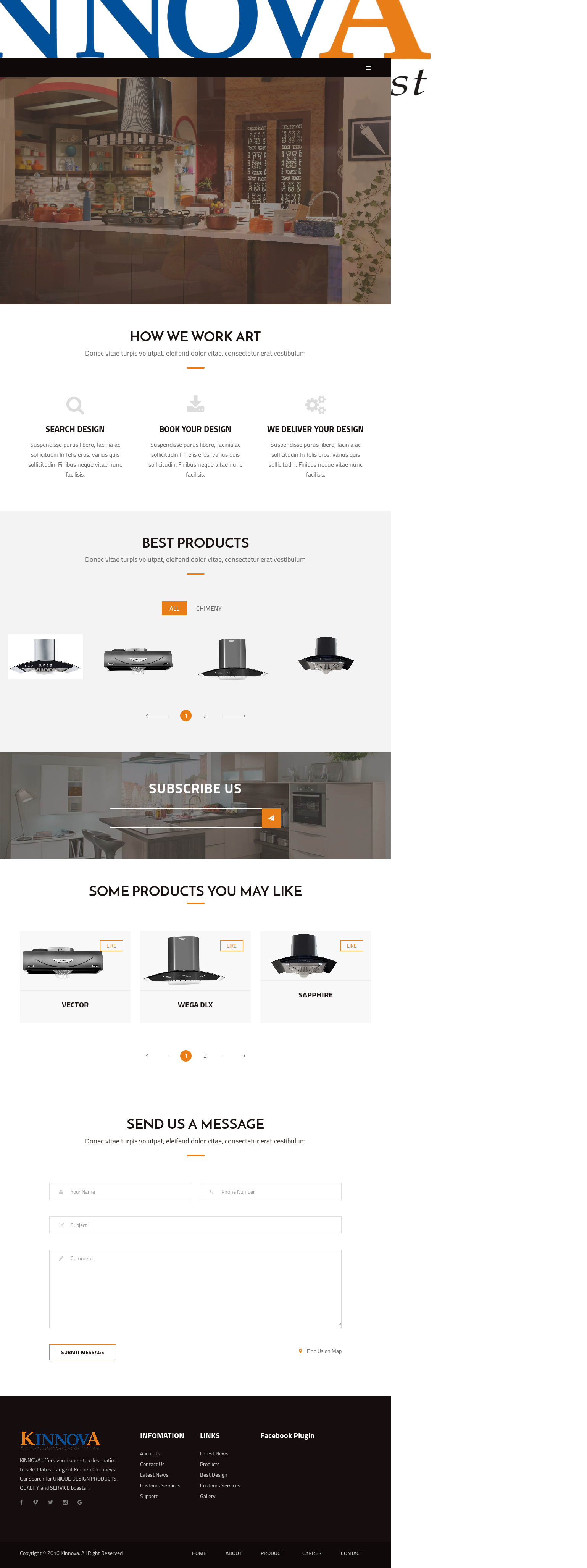Kinnova Kitchen Chimney Competitors, Revenue and Employees - Owler ...