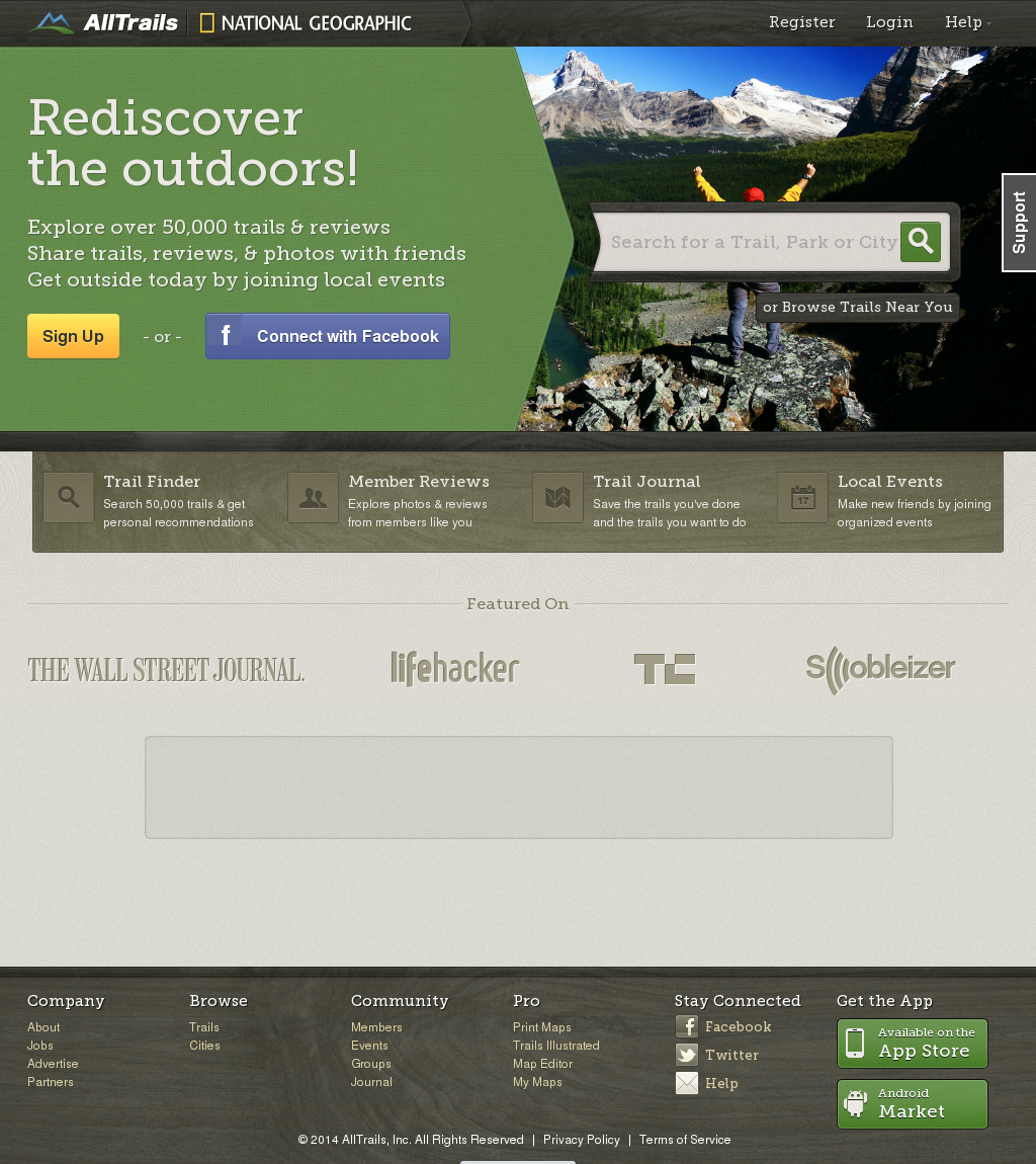 AllTrails Competitors, Revenue and Employees - Owler Company