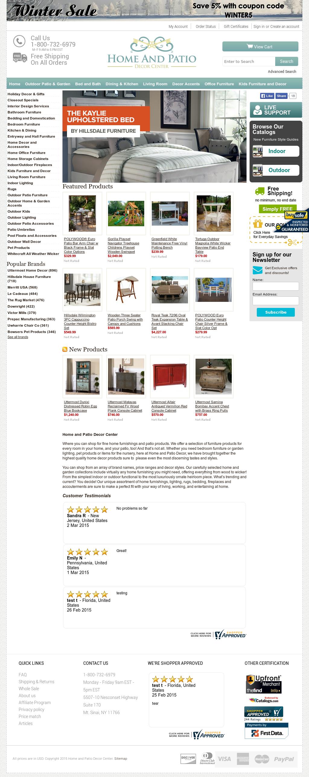 home and patio decor center competitors revenue and employees rh owler com Patio Furniture and Decor Garden and Patio Decor