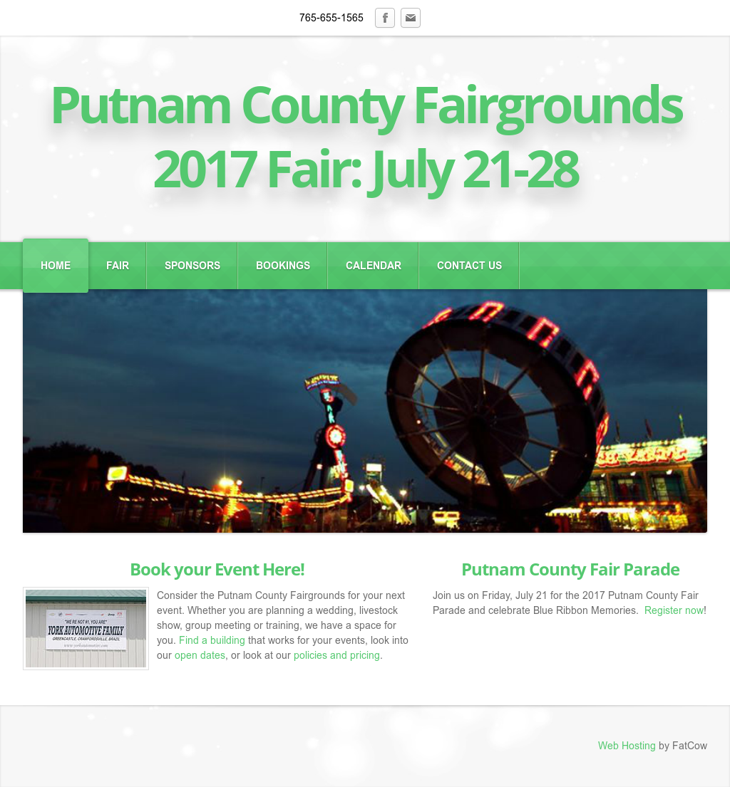 Putnam County, Indiana 4-h Fair Competitors, Revenue and Employees